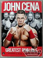 JOHN CENA GREATEST RIVALRIES