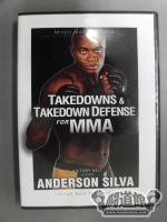 TAKEDOWNS&TAKEDOWN DEFENSE FOR MMA