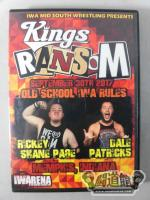 IWA KINGS RANSOM