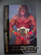 The Ultimate Warrior:The First Most Electrifying Man of Sport Entertainment