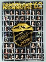 2018 DRAGON GATE OFFICIAL PAMPHLET Vol.62