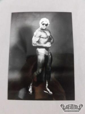 チック・ドノバン 白黒写真① 格闘技プロレス買取販売!世界最強の品 ...