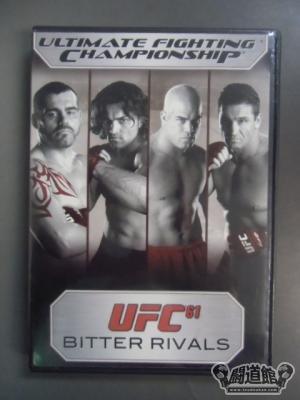 UFC 61 格闘技プロレス買取販売...