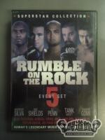 RWE RUMBLE ON THE ROCK ★5EVENT SET★