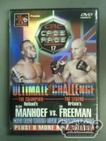 CAGE RAGE 17 ULTIMATE CHALLENGE