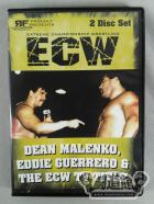 ECW DEAN MALENKO,EDDIE GUERRERO & THE ECW TV TITLE