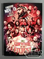 ROH SURVIVAL OF THE FITTEST 2015 NIGHT ONE