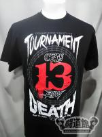 CZW「TOURNAMENT OF DEATH 13」Tシャツ