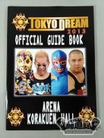 TOKYO DREAM 2013 東京愚連隊 OFFICIAL GUIDE BOOK