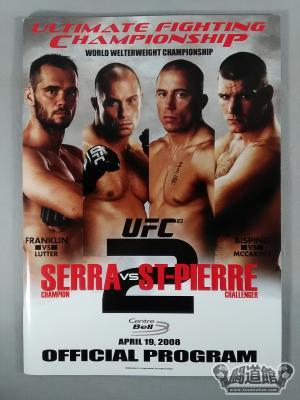 UFC 83 SERRA vs ST-PIERRE 2|...
