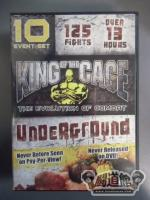 【10EVENT SET】KING OF THE CAGE UNDERGROUND