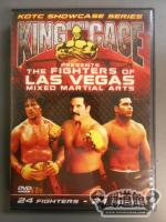KING OF THE CAGE THE THE FIGHTERS OF LAS VEGAS MMA