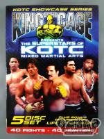 KING OF THE CAGE SUPERSTARS OF KOTC