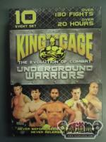 【10EVENT SET】KING OF THE CAGE UNDERGROUND WARRIORS