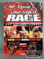EXTREME FIGHTING UNCAGED RAGE