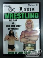 Classic St. Louis WRESTLING Vol.12