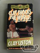 CLAY SHOCKS THE WORLD:THE FIRST CHAMPIONSHIP CASSIUS CLAYvsSONNY LISTON