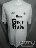 《GET OR RAVE》Tシャツ