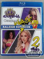 QUEENS OF COMBAT INVADE RALEIGH SUPERCON 2