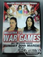 BELLATRIX 18 WAR GAMES