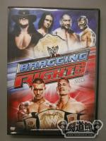 WWE BRAGGING RIGHTS 2009