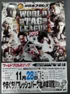 WORLD TAG LEAGUE 2015