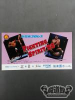 FIGHTING SPIRIT'95④