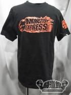 「MONSTER EXPRESS」Tシャツ(黒)