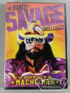 RANDY SAVAGE UNRELEASED THE UNSEEN MATCHES OF THE MACHO MAN