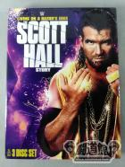 LIVING ON A RAZOR'S EDGE THE SCOTT HALL STORY