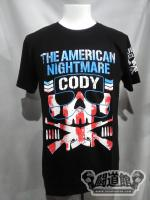 Cody×BULLET CLUB「THE AMERICAN NIGHTMARE」Tシャツ