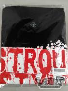 中邑真輔「STRONG STYLE HAS ARRIVED」Tシャツ(ブラック)