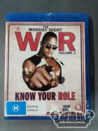 THE MONDAY NIGHT WAR Vol.2 KNOW YOUR ROLE