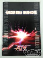 【15名直筆サイン入り】BJW HARDER THAN HARD CORE