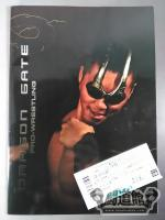 【半券付・12名直筆サイン入り】DRAGON GATE PRO-WRESTLING OFFICIAL PAMPHLET VOL.Ⅱ