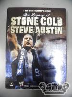 WWE THE LEGACY OF STONE COLD STEVE AUSTIN