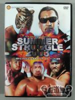 SUMMER STRUGGLE 2003 TOKON V SPECIAL Vol.64 蝶野正洋復活試合