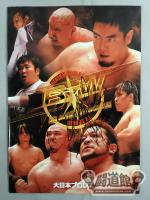 【14名直筆サイン入り】BJW DEATHMATCH BJ / STRONG BJ