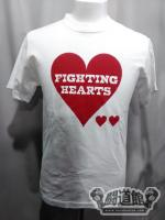 INOKIX 「FIGHTING HEARTS」Tシャツ