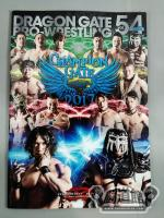 2018 DRAGON GATE OFFICIAL PAMPHLET Vol.54