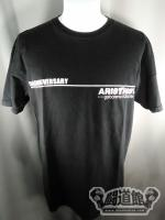 ARISTRIST 5th ANNIVERSARY Tシャツ(ブラック)