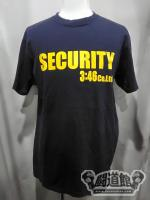 「SECURITY 3:46」Tシャツ