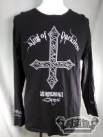 EVIL「King of Darkness」ロングTシャツ