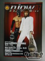 NJPW OFFICIAL MAGAZINE 2016 Vol.7