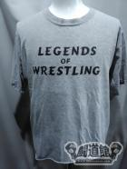 International Wrestling Institute and Museum「LEGEND OF WRESTLING」Tシャツ