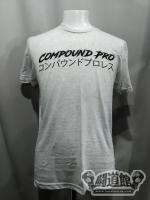 COMPOUND PRO WRESTLING Tシャツ(D) Sサイズ