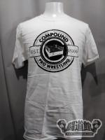 COMPOUND PRO WRESTLING Tシャツ(G) Mサイズ
