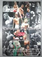 【K-ness.直筆サイン入り】DRAGON GATE NO PAIN NO GAIN