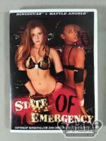 BATTLE ANGELS / RINGDIVAS STATE OF EMERGENCY 2013