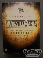WWE WRESTLE MANIA【THE COMPLETE ANTHOLOGY Vol.1】1985-1989